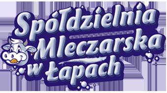 Spółdzielnia Mleczarska w Łapach – strona główna