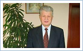mgr inż. Antoni Żdanuk – Prezes Zarządu