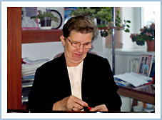 Teresa Grzeszczuk – Członek Zarządu, Głółwny Księgowy