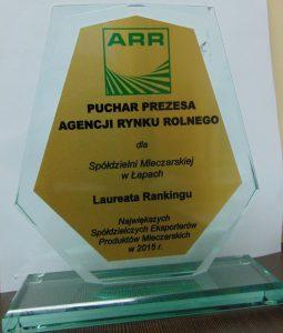 Puchar Prezesa ARR